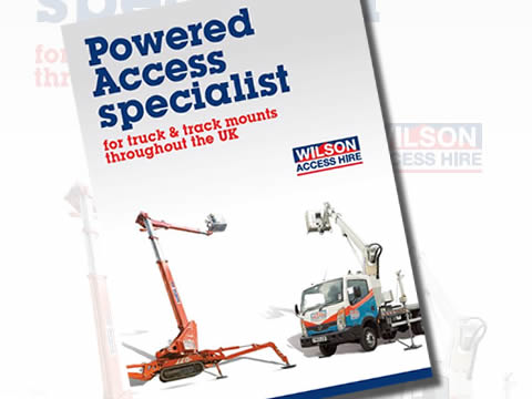 Powered Access Brochure