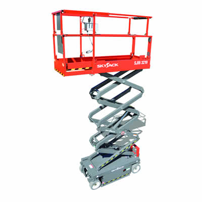 Skyjack SJ3219 Cherry Picker