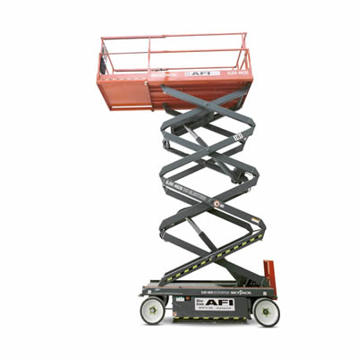 Skyjack SJ4626 Cherry Picker
