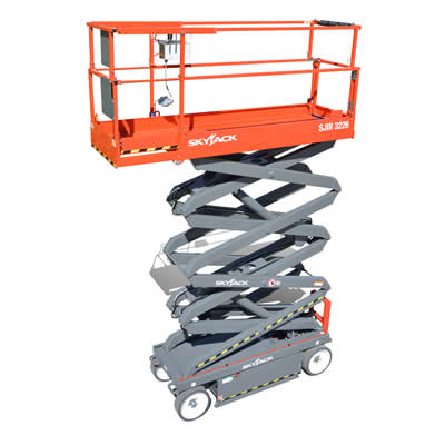 Skyjack SJ3226 Cherry Picker