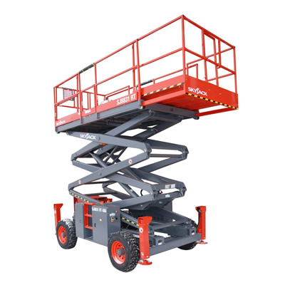 Skyjack SJ8831 Cherry Picker