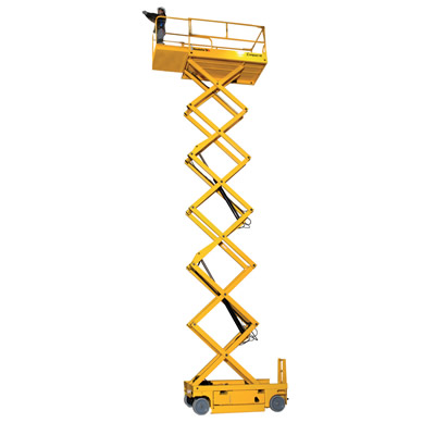 Haulotte Compact 14 Cherry Picker