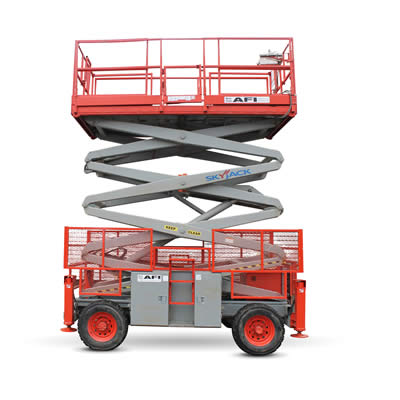 Skyjack SJ8841E Cherry Picker