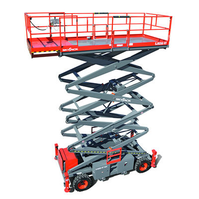 Skyjack SJ9250 Cherry Picker